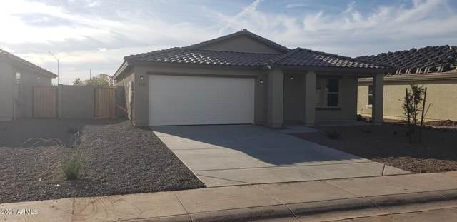 825 S Parker Place, Casa Grande, AZ 85122 (MLS #6309212) :: The Garcia Group
