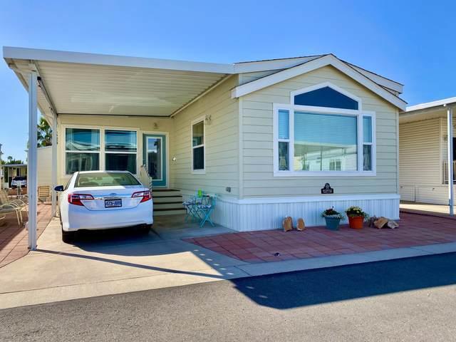 7750 E Broadway Road #122, Mesa, AZ 85208 (MLS #6309213) :: The Daniel Montez Real Estate Group