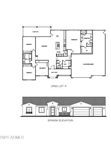 21240 W Morning Vista Drive, Wittmann, AZ 85361 (MLS #6309214) :: Long Realty West Valley