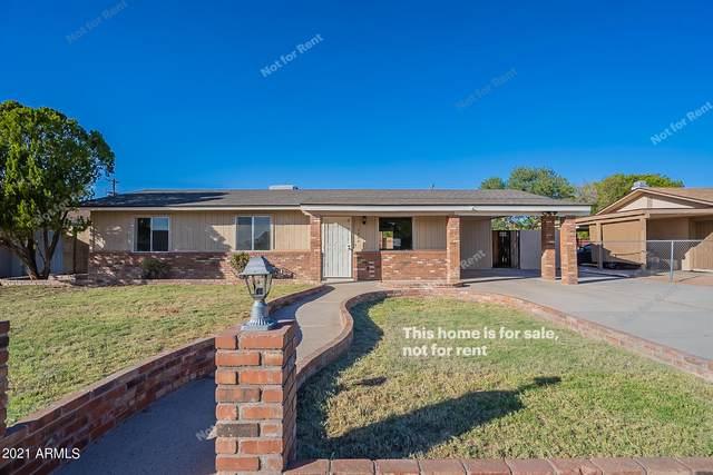 9844 E Butte Street, Mesa, AZ 85207 (MLS #6309230) :: The Daniel Montez Real Estate Group