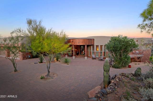 37433 N Never Mind Trail, Carefree, AZ 85377 (MLS #6309236) :: Elite Home Advisors