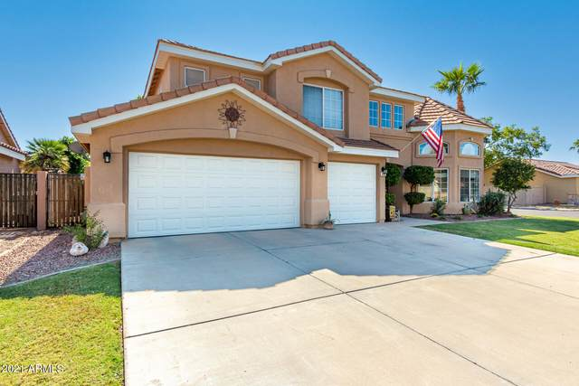 955 W Cooley Drive, Gilbert, AZ 85233 (MLS #6309237) :: The Garcia Group