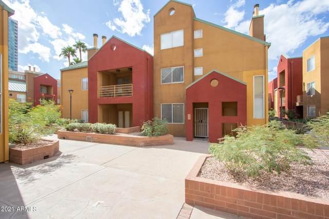 154 W 5TH Street #133, Tempe, AZ 85281 (MLS #6309246) :: The Daniel Montez Real Estate Group