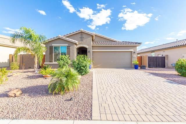 2163 W Kenton Way, Queen Creek, AZ 85142 (MLS #6309249) :: TIBBS Realty