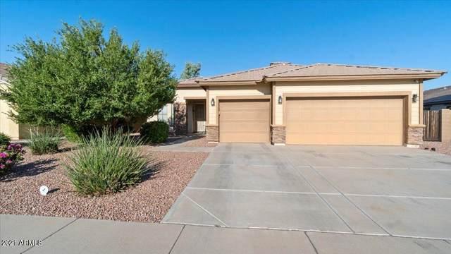 34634 N Appaloosa Way, Queen Creek, AZ 85142 (MLS #6309259) :: West USA Realty