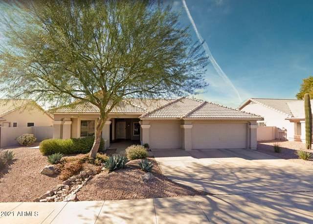 7121 E Madero Avenue, Mesa, AZ 85209 (MLS #6309280) :: The Daniel Montez Real Estate Group