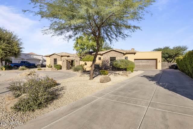 2489 N 135TH Drive, Goodyear, AZ 85395 (MLS #6309287) :: Conway Real Estate