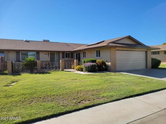 10605 W Roundelay Circle, Sun City, AZ 85351 (MLS #6309295) :: The Luna Team