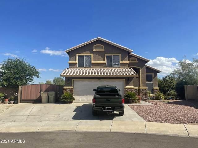 7950 W Solano Drive N, Glendale, AZ 85303 (MLS #6309297) :: Dave Fernandez Team | HomeSmart