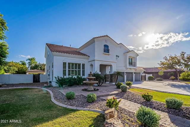 11619 E Bellflower Drive, Chandler, AZ 85249 (MLS #6309301) :: Dave Fernandez Team | HomeSmart