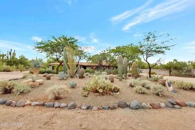 35417 N 54TH Street, Cave Creek, AZ 85331 (MLS #6309306) :: Keller Williams Realty Phoenix
