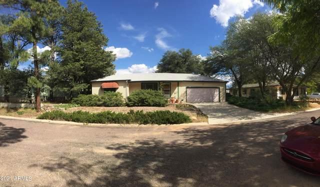 522 Mesa Drive, Prescott, AZ 86303 (MLS #6309307) :: Walters Realty Group