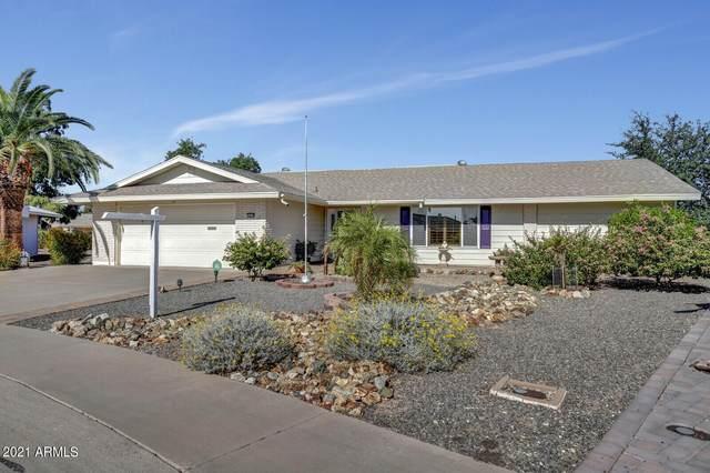 14214 N Mcphee Drive, Sun City, AZ 85351 (MLS #6309311) :: The Property Partners at eXp Realty