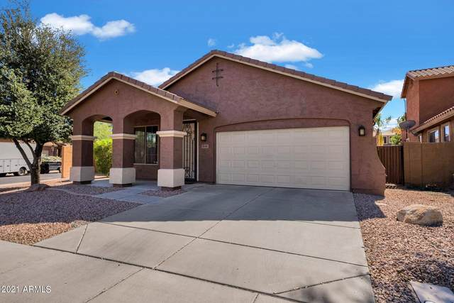 4165 E Bellerive Drive, Chandler, AZ 85249 (MLS #6309325) :: The Property Partners at eXp Realty