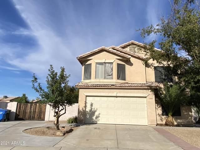 5409 N 104TH Drive, Glendale, AZ 85307 (MLS #6309331) :: Elite Home Advisors