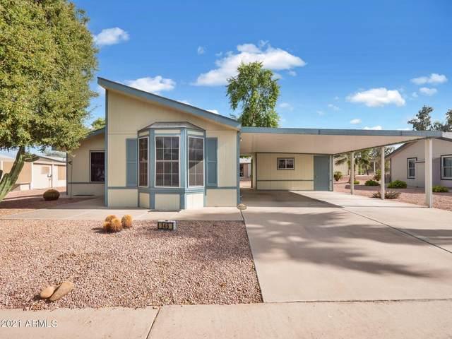 8500 E Southern Avenue #146, Mesa, AZ 85209 (MLS #6309364) :: Elite Home Advisors
