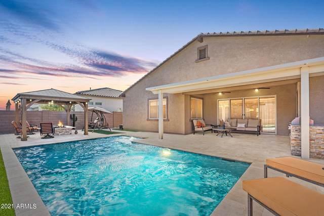 7663 S Quinn Avenue, Gilbert, AZ 85298 (MLS #6309365) :: Elite Home Advisors
