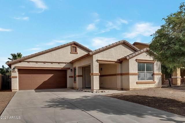 532 E Harvest Road, San Tan Valley, AZ 85140 (MLS #6309383) :: Keller Williams Realty Phoenix