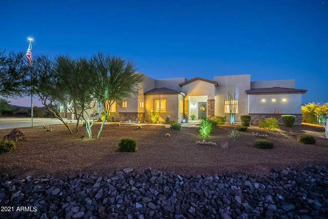 14842 E Morning Vista Lane, Scottsdale, AZ 85262 (MLS #6309385) :: The Copa Team | The Maricopa Real Estate Company