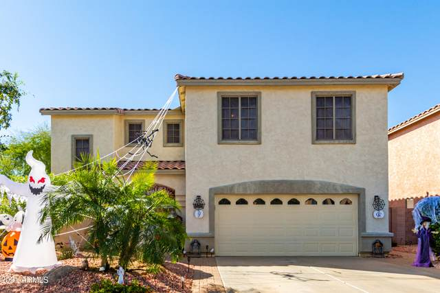 6450 S Kimberlee Way, Chandler, AZ 85249 (MLS #6309386) :: Jonny West Real Estate