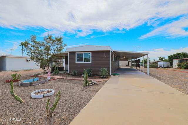 8639 E Delilah Avenue, Mesa, AZ 85208 (MLS #6309387) :: Arizona Home Group