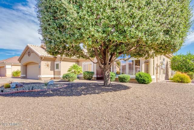 21607 N 160TH Drive, Sun City West, AZ 85375 (MLS #6309404) :: Synergy Real Estate Partners