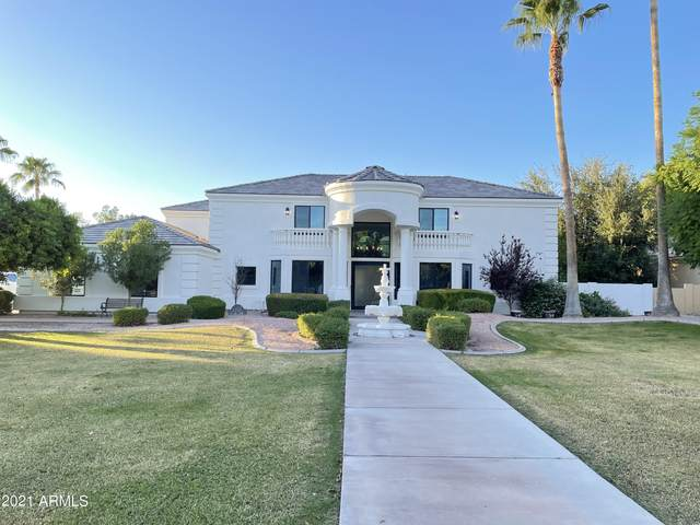 4402 E Millbrae Lane, Gilbert, AZ 85234 (MLS #6309409) :: The Daniel Montez Real Estate Group