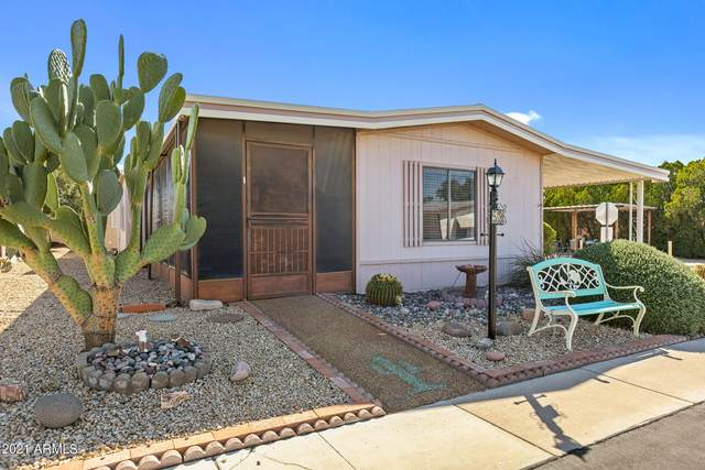 3036 E Utopia Road #53, Phoenix, AZ 85050 (MLS #6309419) :: The Property Partners at eXp Realty