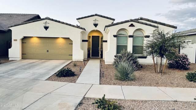 23052 E Via Del Oro, Queen Creek, AZ 85142 (MLS #6309420) :: The Laughton Team