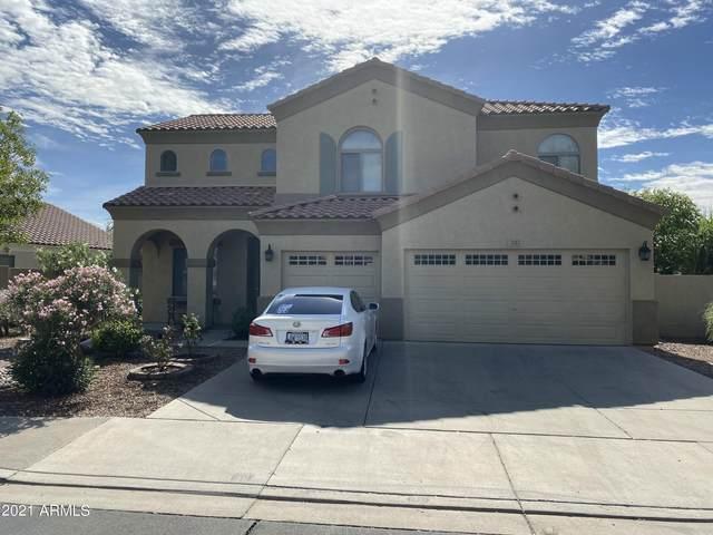 2183 E Redwood Drive, Chandler, AZ 85286 (MLS #6309421) :: Keller Williams Realty Phoenix