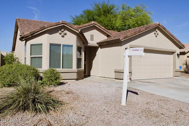 4332 W Carson Road, Laveen, AZ 85339 (MLS #6309422) :: Elite Home Advisors