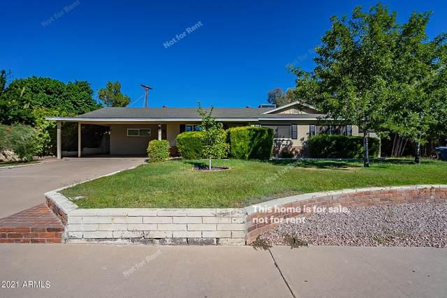 122 E Garfield Street, Tempe, AZ 85281 (MLS #6309424) :: Zolin Group