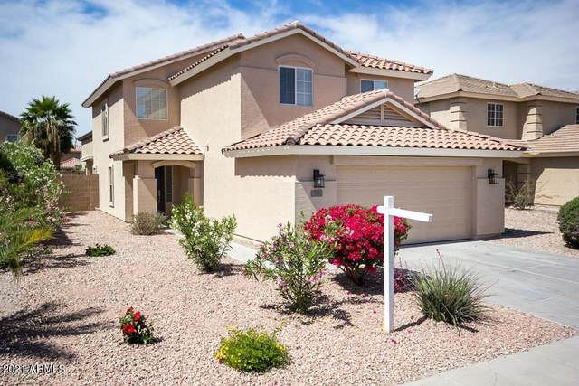 122 N 224TH Avenue, Buckeye, AZ 85326 (MLS #6309443) :: The Laughton Team