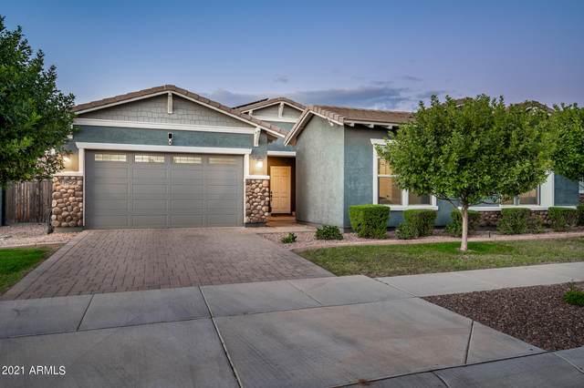 7522 E Posada Avenue, Mesa, AZ 85212 (MLS #6309449) :: The Daniel Montez Real Estate Group