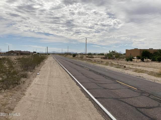 0 Bruner Road, Buckeye, AZ 85396 (MLS #6309451) :: The Laughton Team
