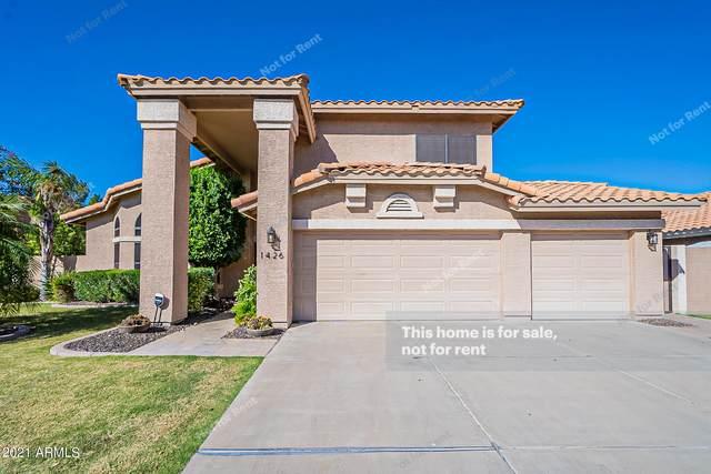 1426 W Tara Drive, Gilbert, AZ 85233 (MLS #6309462) :: The Garcia Group