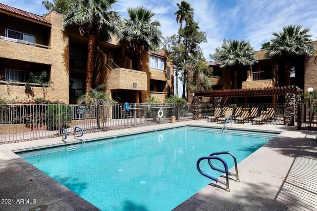 2625 E Indian School Road #323, Phoenix, AZ 85016 (MLS #6309463) :: The Garcia Group