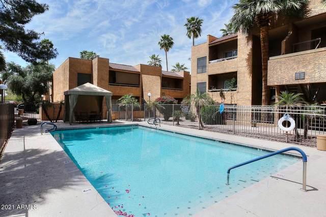 2625 E Indian School Road #207, Phoenix, AZ 85016 (MLS #6309465) :: The Property Partners at eXp Realty