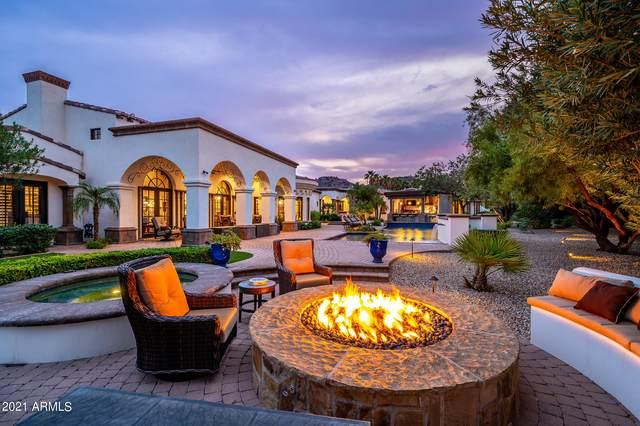 6770 E Bluebird Lane, Paradise Valley, AZ 85253 (MLS #6309468) :: Keller Williams Realty Phoenix