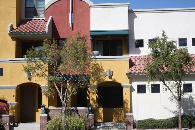 123 N Washington Street #12, Chandler, AZ 85225 (MLS #6309476) :: Yost Realty Group at RE/MAX Casa Grande