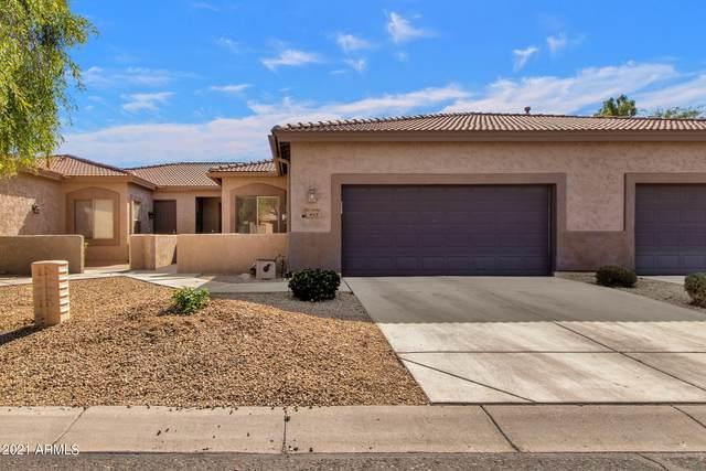 25 S Quinn Circle #43, Mesa, AZ 85206 (MLS #6309478) :: Midland Real Estate Alliance