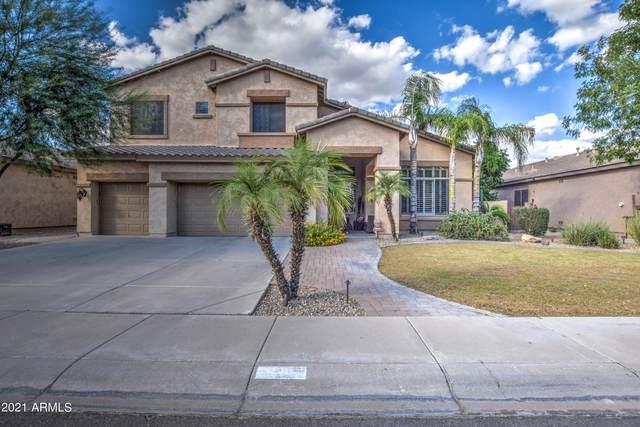 1686 E Cullumber Street, Gilbert, AZ 85234 (MLS #6309482) :: The Garcia Group