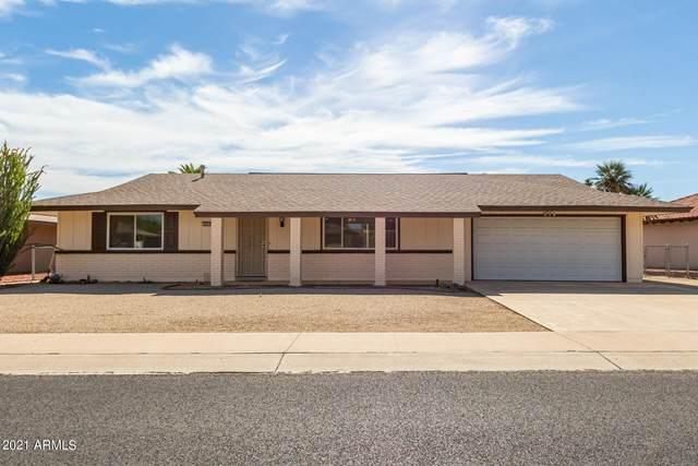 10621 W Pleasant Valley Road, Sun City, AZ 85351 (MLS #6309499) :: The Ethridge Team