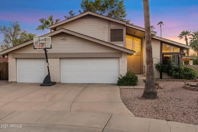 1629 W Lindner Avenue, Mesa, AZ 85202 (#6309505) :: Long Realty Company