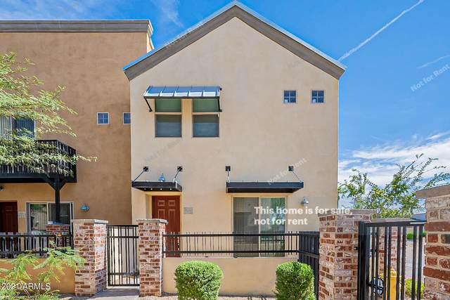 1406 W Main Street #106, Mesa, AZ 85201 (#6309516) :: Long Realty Company