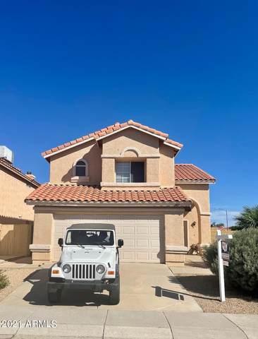 17413 N 46th Place, Phoenix, AZ 85032 (MLS #6309518) :: TIBBS Realty