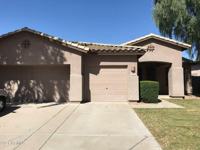 1360 E Folley Place, Chandler, AZ 85225 (MLS #6309520) :: The Garcia Group