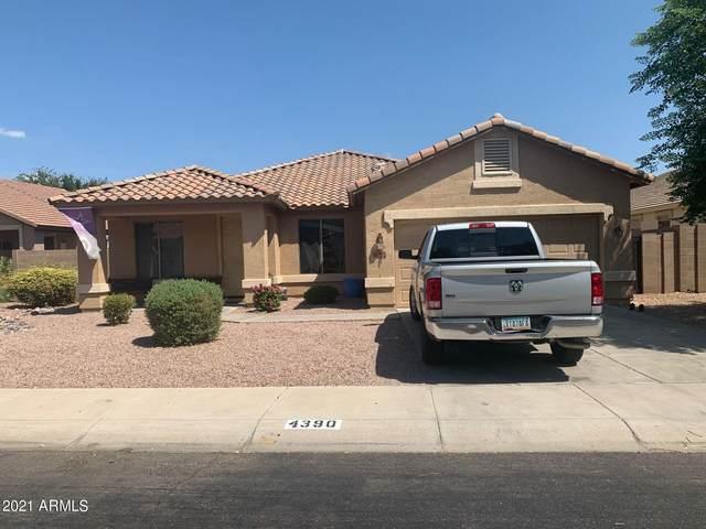 4390 E Augusta Avenue, Chandler, AZ 85249 (MLS #6309560) :: The Garcia Group