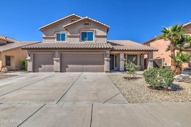 5356 W Taro Lane, Glendale, AZ 85308 (MLS #6309563) :: Arizona Home Group