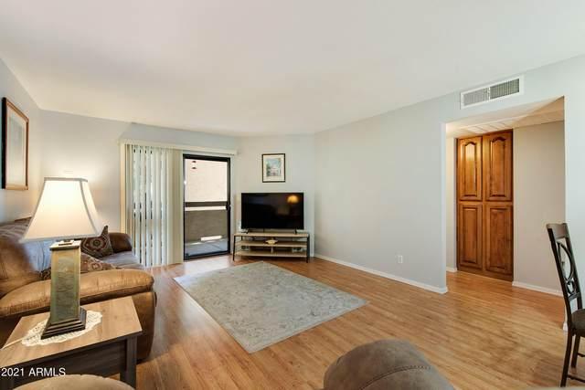 2228 N 52ND Street #239, Phoenix, AZ 85008 (MLS #6309569) :: Klaus Team Real Estate Solutions